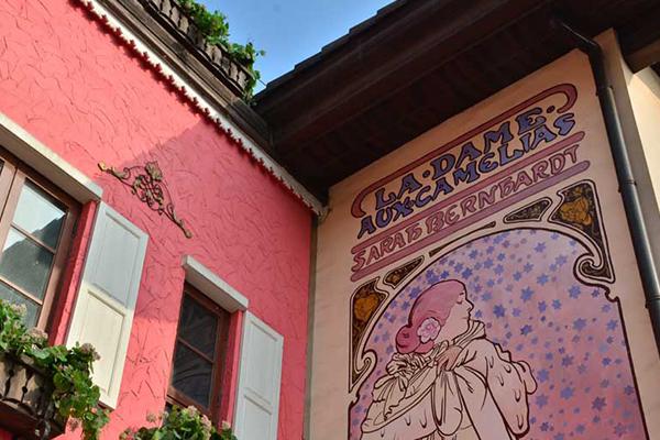 小镇墙绘2