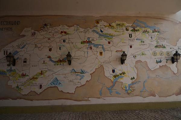 小镇墙绘4
