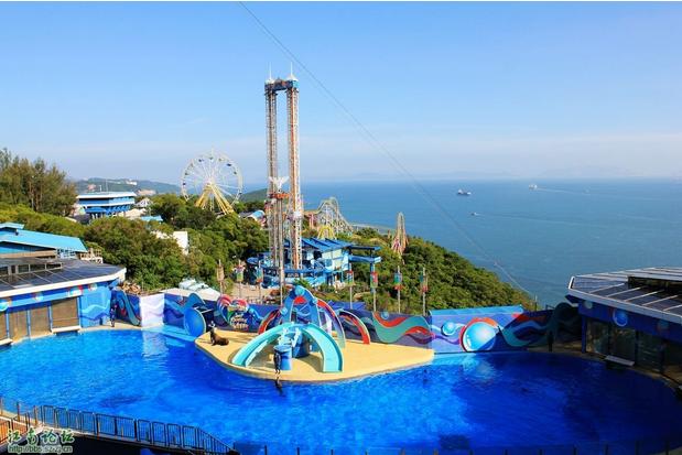 香港景观工程项目